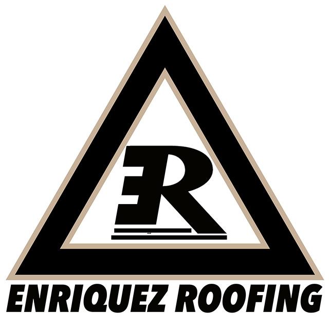 Enriquez Roofing Logo